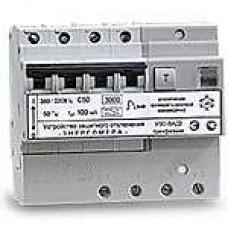 УЗО-ВАД2-25-4-100 S