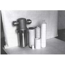 Фильтр для очистки сжатого воздуха ФСВ Э (П,О,Т) 500х7