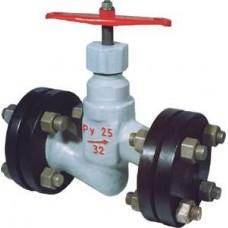 16б7п клапан муфт Ру-6,3 Ду-25
